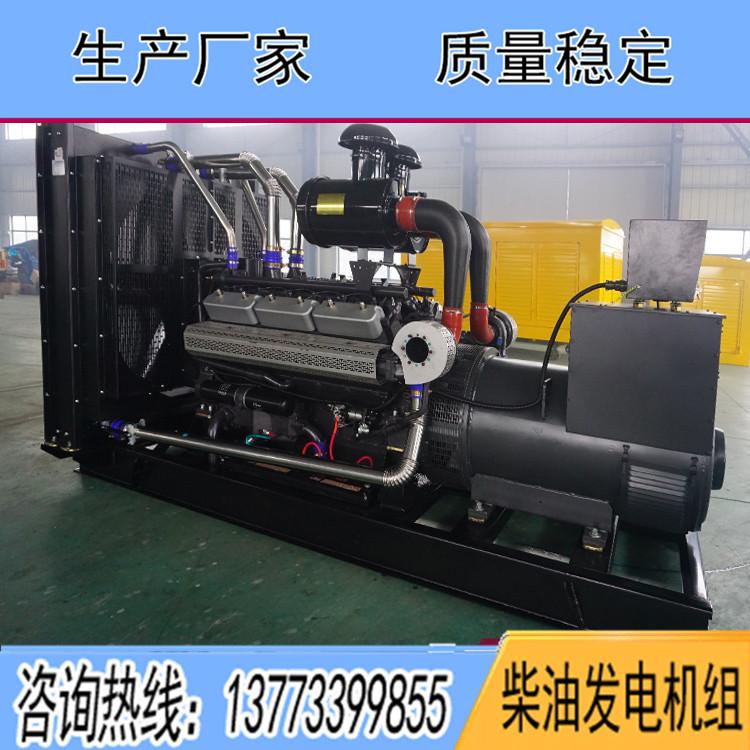 上海卡得城仕500KW柴油发电机组KD26H510