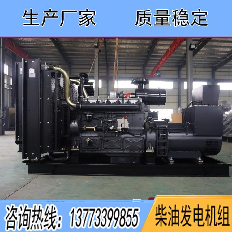 上海卡得城仕300千瓦柴油发电机组KD12H308