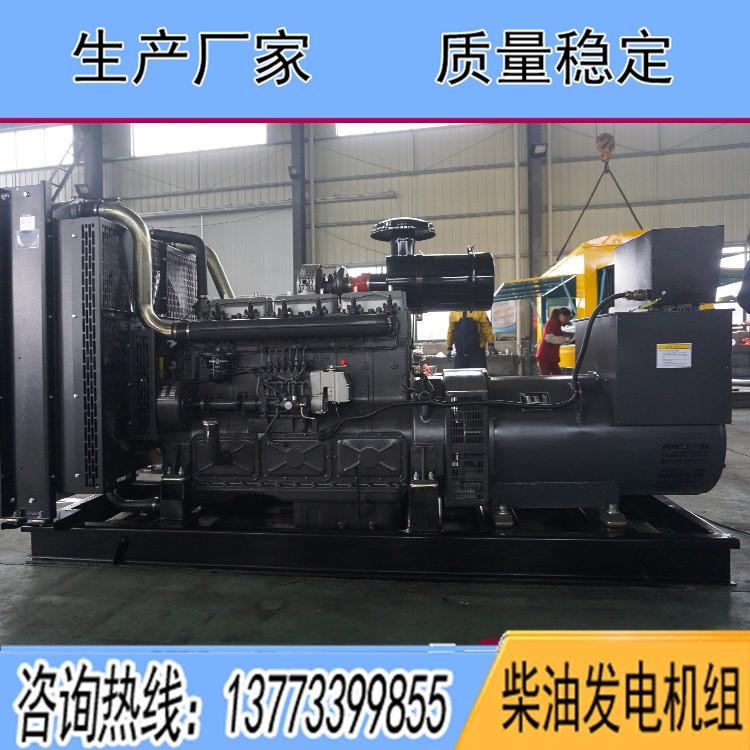 上海卡得城仕300KW柴油发电机组KD12H350