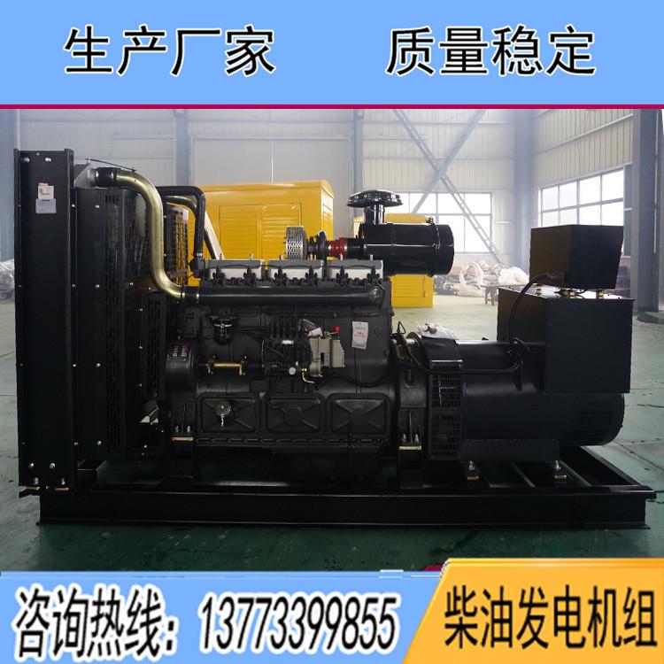 上海卡得城仕300KW柴油发电机组KD13H308