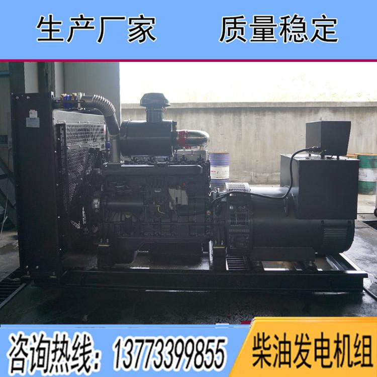 上海卡得城仕500KW柴油发电机组KD16H510