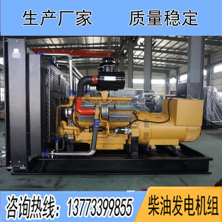 乾能1000千瓦柴油发电机组QN32H1340