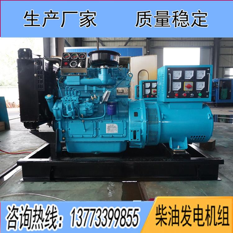 潍柴总厂华丰20KW柴油发电机组495D10