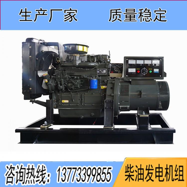 裕兴40KW柴油发电机组K4100ZD