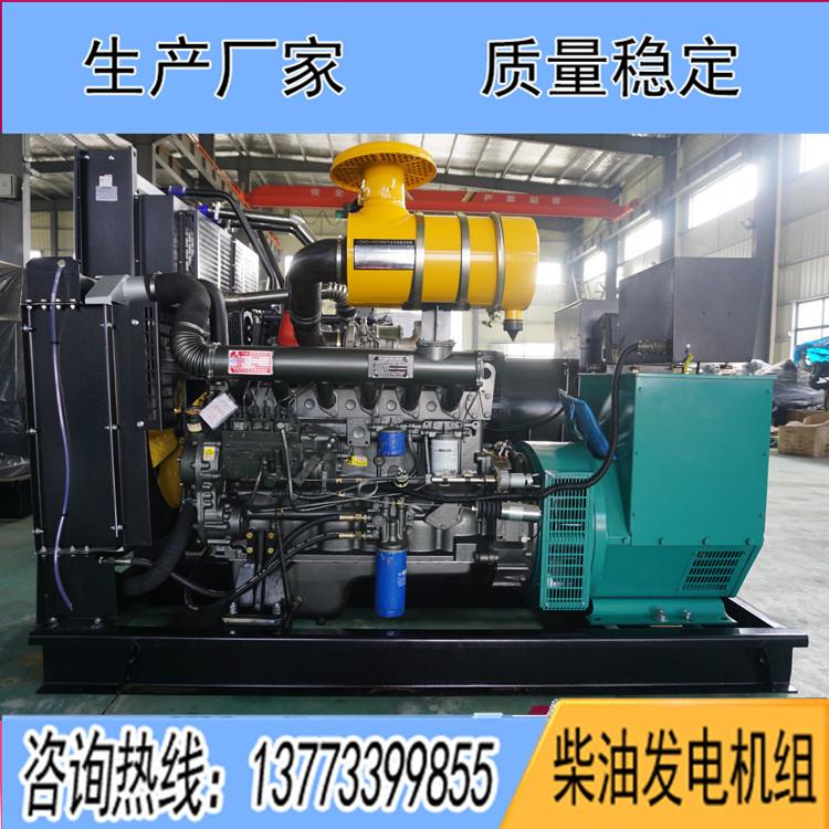 裕兴75KW柴油发电机组R6105AZD
