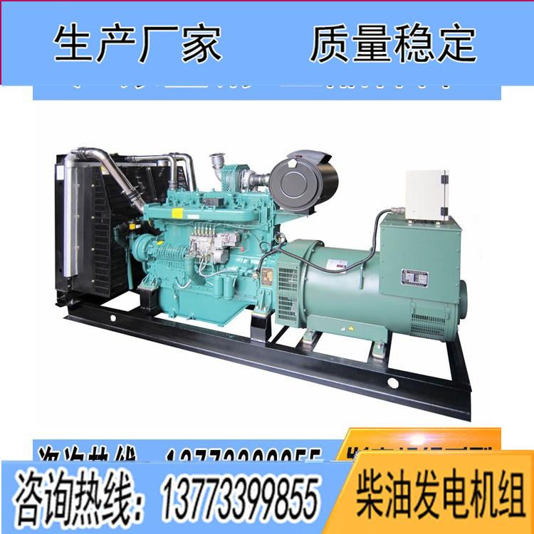 无锡万迪动力350KW柴油发电机组WD145TAD33L