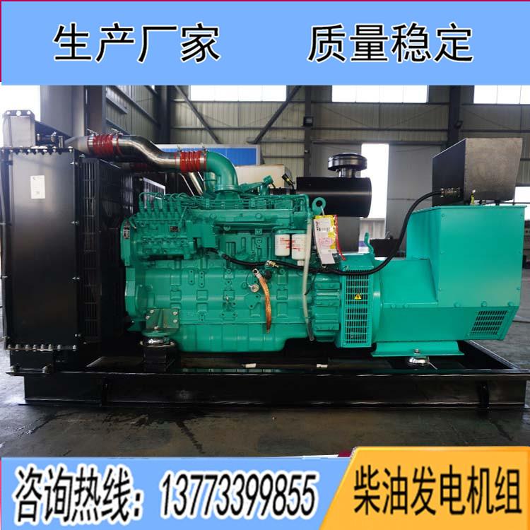 东风康明斯150KW柴油发电机组6CTAA8.3-G2