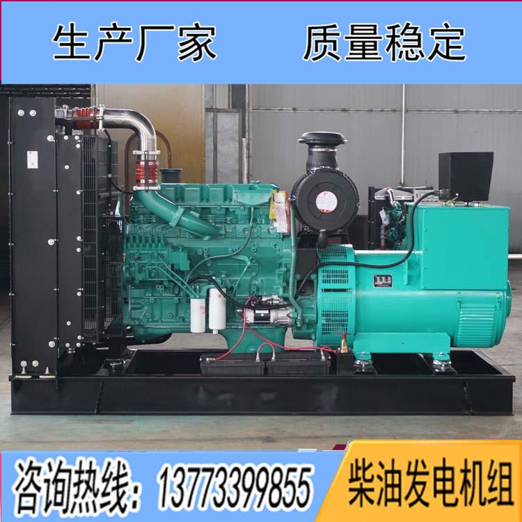 东风康明斯400KW柴油发电机组6ZTAA13-G4