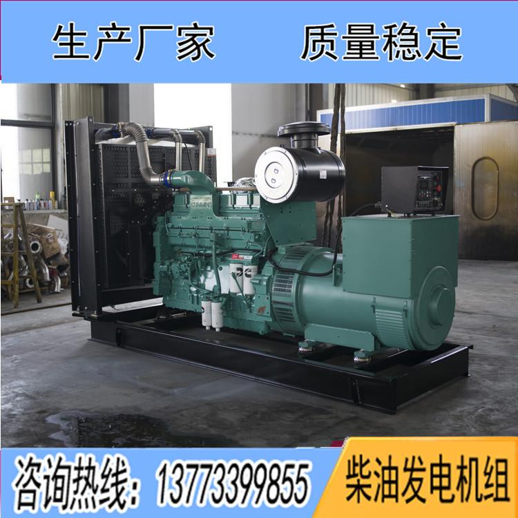 重庆康明斯600千瓦柴油发电机组KTAA19-G6A