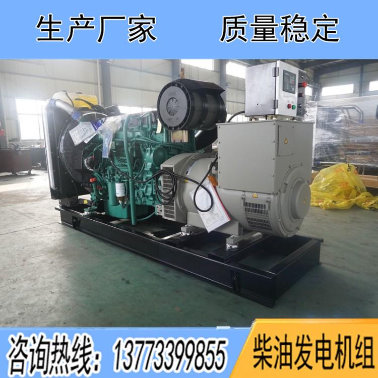 沃尔沃400KW柴油发电机组TAD1641GE