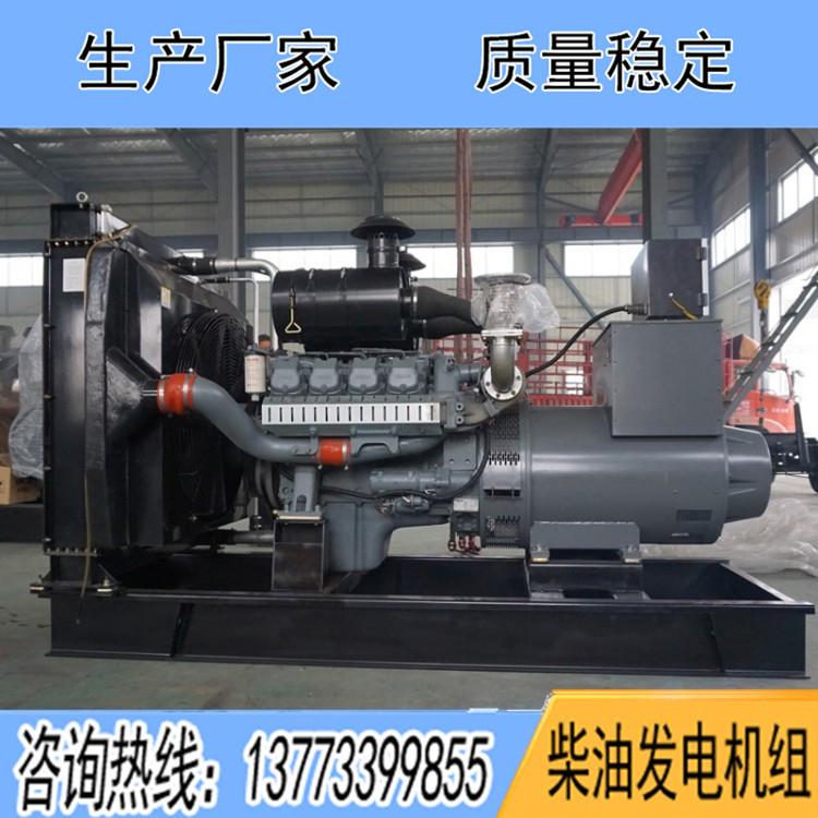 威曼300千瓦柴油发电机组D15A2