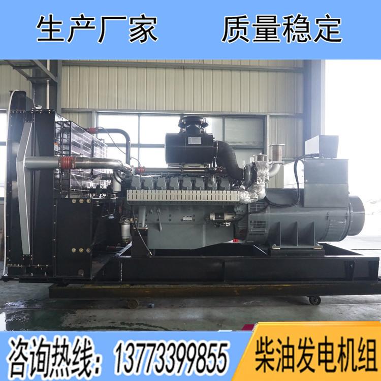 威曼1000千瓦柴油发电机组D30A