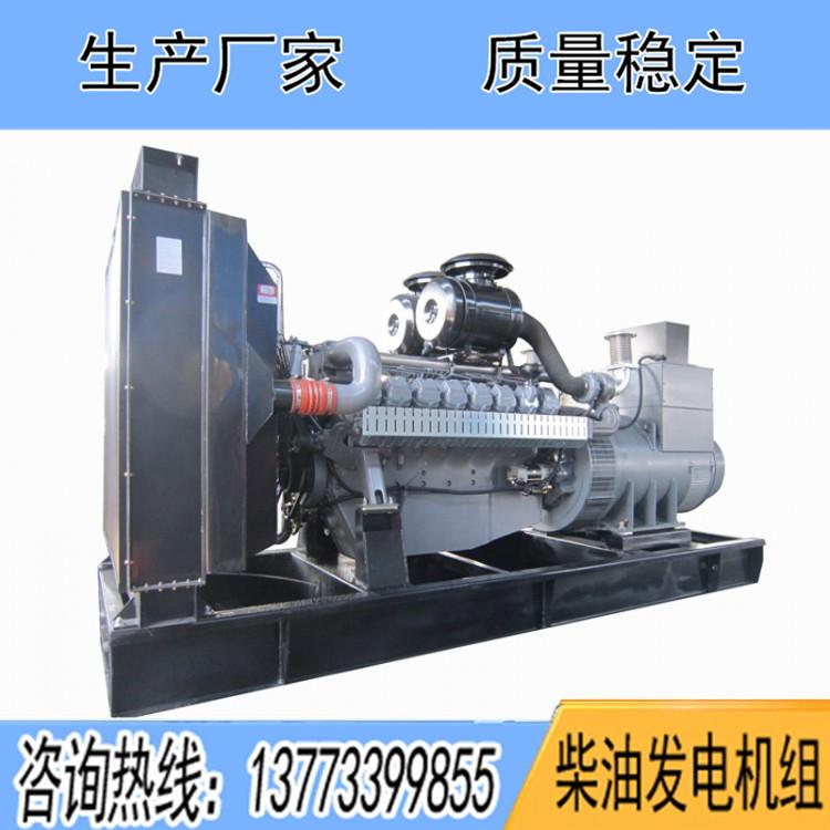 威曼700千瓦柴油发电机组D30A4