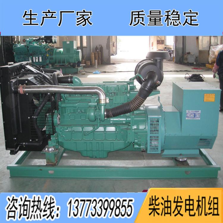 大连道依茨120千瓦柴油发电机组BF6M1013EC
