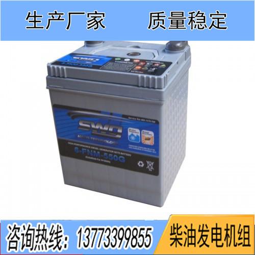 柴油发电机蓄电池 吾思高 埃森德 360G 550G 670G 720G 830G 930G