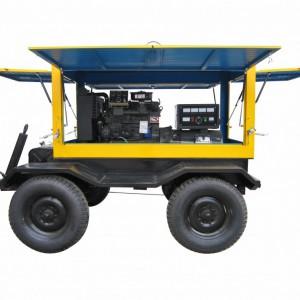 移动电站柴油发电机组