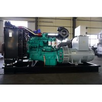 100KW东风康明斯柴油发电机组