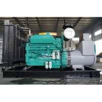 500KW重庆康明斯柴油发电机组KTAA19-G6