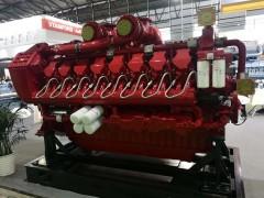 上海动力展发电机组柴油机图片