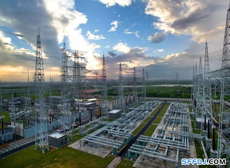 特高压电网:直流电和交流电的和谐乐章