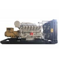 济柴1200KW柴油发电机组