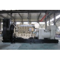 济柴2000KW柴油发电机组