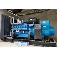 博杜安500KW柴油发电机组
