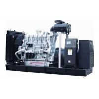 三菱600KW柴油发电机组