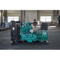 30千瓦东风康明斯柴油发电机组4BT3.9-G2