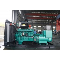 260KW乾能柴油发电机组