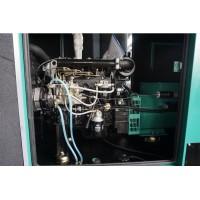 25千瓦扬动柴油发电机组