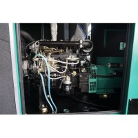 33KW扬动柴油发电机组
