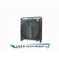 柴油发电机组散热器水箱
