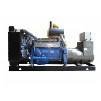 潍柴斯太尔150KW柴油发电机组