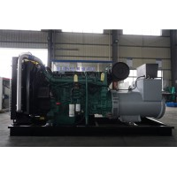 沃尔沃300KW柴油发电机组国三