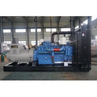 奔驰520KW柴油发电机组