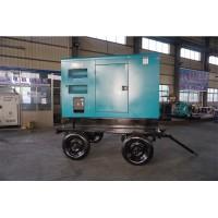 柴油发电机组配套移动静音箱体