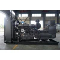 北京石景区出租上柴300KW柴油发电机组
