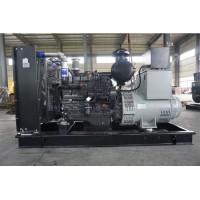 天津宝坻出租上柴股份100KW柴油发电机组