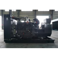 广东惠州出租上柴股份200KW柴油发电机组