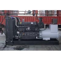 广西桂林出租上柴股份300KW柴油发电机组