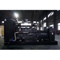 广西钦州出租上柴股份700KW柴油发电机组