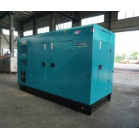 150KW,120KW低噪音柴油发电机组箱体价格