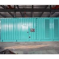 1200KW,1500KW低噪音柴油发电机组箱体价格