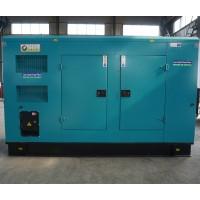75KW,100KW低噪音柴油发电机组箱体价格