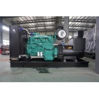 407KW重庆康明斯柴油发电机组价格