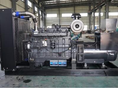 促销250KW上柴股份柴油发电机组