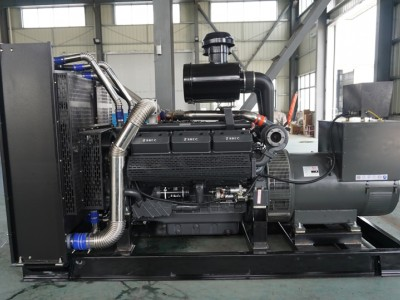 促销400KW上柴股份柴油发电机组