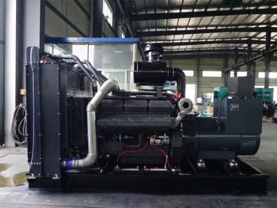促销500KW上柴股份柴油发电机组