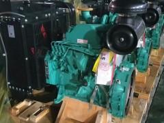 东风康明斯发动机动力发电水泵机组首选